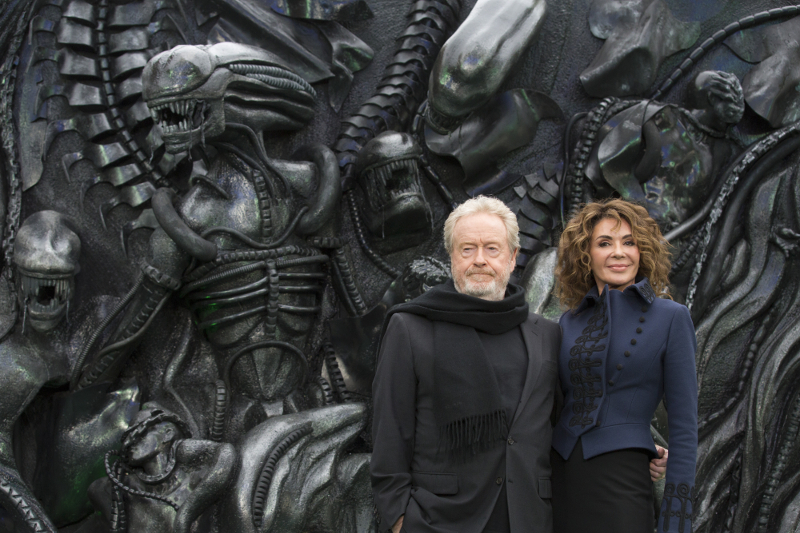 Sir Ridley Scott Thinks Alien Should Be On