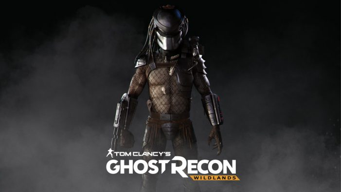 Predator Event Coming to Ghost Recon: Wildlands