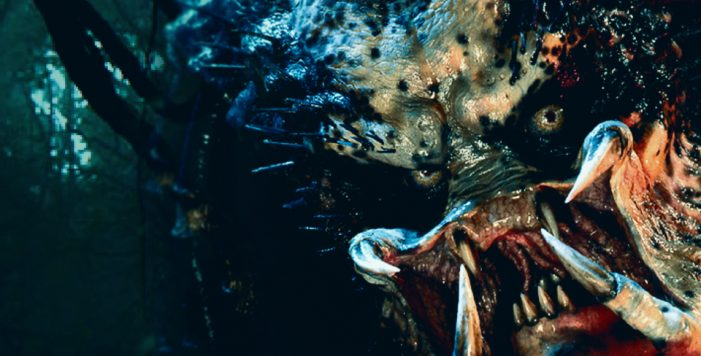 """""""I Can't Wait For People To See It"""" - Trevante Rhodes Talks Working on The Predator"""
