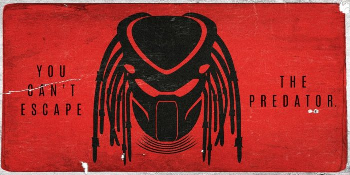 The Predator Release Date Pushed Back Again - Now September 14th