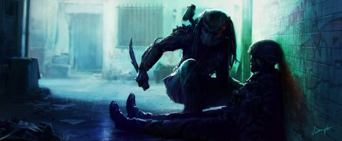 The Predator Returns to Vancouver in March for Reshoots