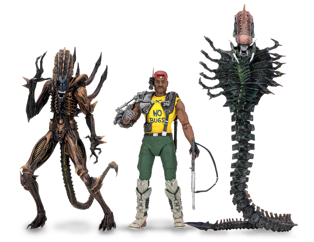Toy Fair 2018: Aliens Series 13, Dutch/Linn, Ultimate Elder