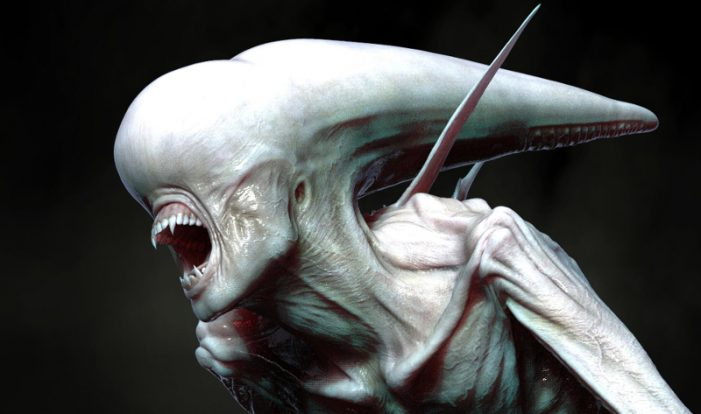 AvP Galaxy Exclusive - More Early John Logan Scripts for Alien: Covenant!