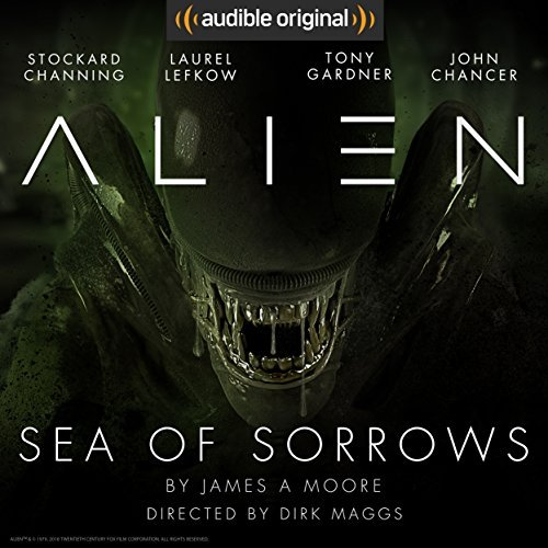Alien: Sea of Sorrows - New Alien Audio Drama!