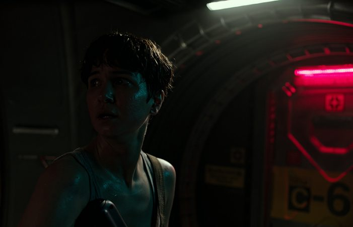 "Katherine Waterston on Alien: Covenant 2 - ""I Haven't Heard Anything in Ages"""