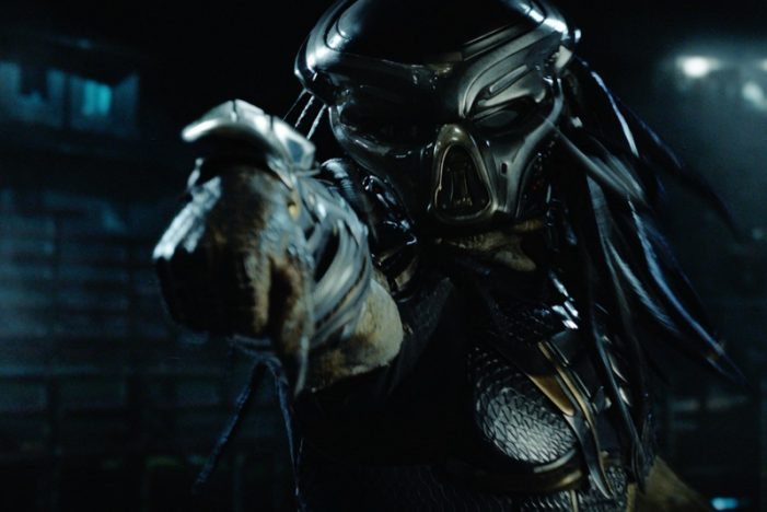 "Brian Prince Talks Performing As The Predator - ""This Creature's a Lot More Mobile. """