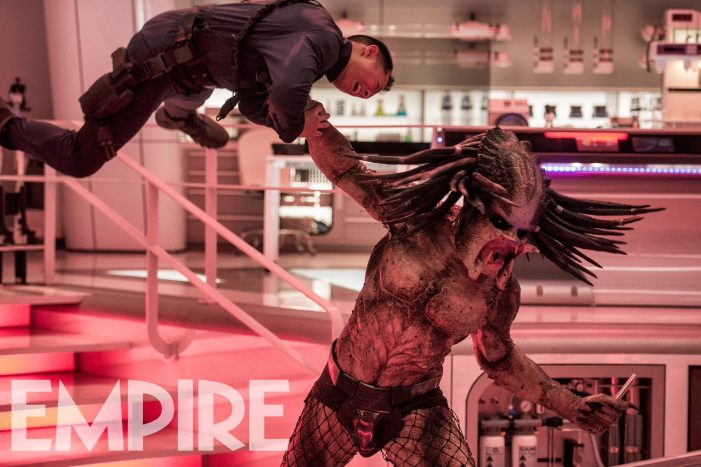 The Predator Bares All in New Still From Empire!