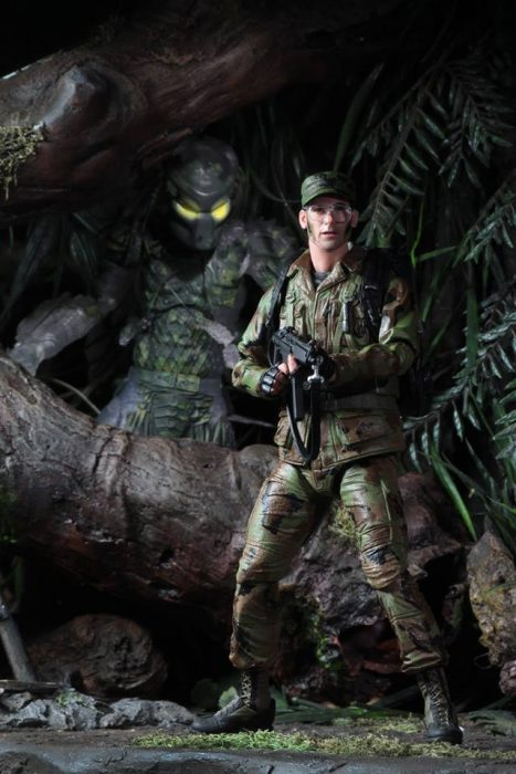 NECA Unveils Predator 'Hawkins' Figure for SDCC 2018