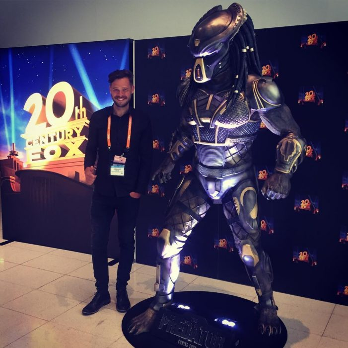 ADI's New Design for The Predator on Display at CineEurope