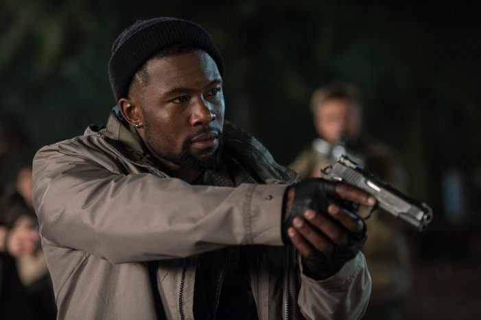 Predator Facebook Page Shares New The Predator Still Of Trevante Rhodes