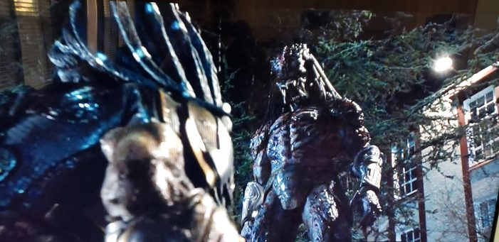 New Predator Trailer Captured During TV Airing!