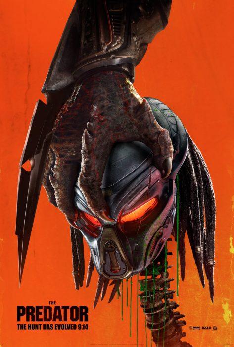 Full The Predator Trailer & New Poster Released!