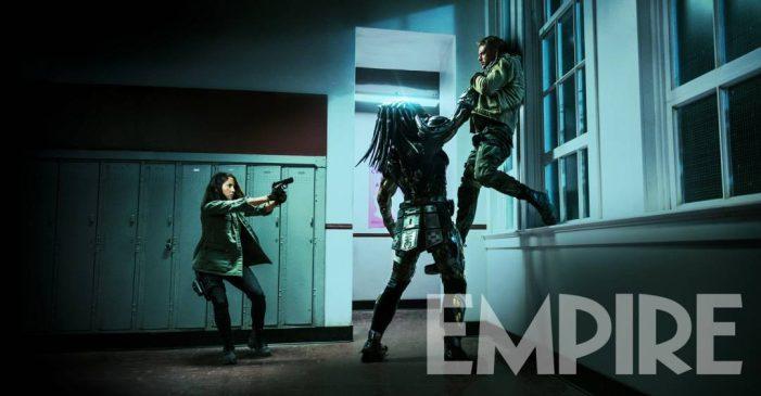 New The Predator Still In Latest Empire Magazine!