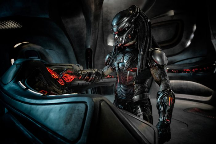 Take A Look Inside The Predator Ship in New Still!
