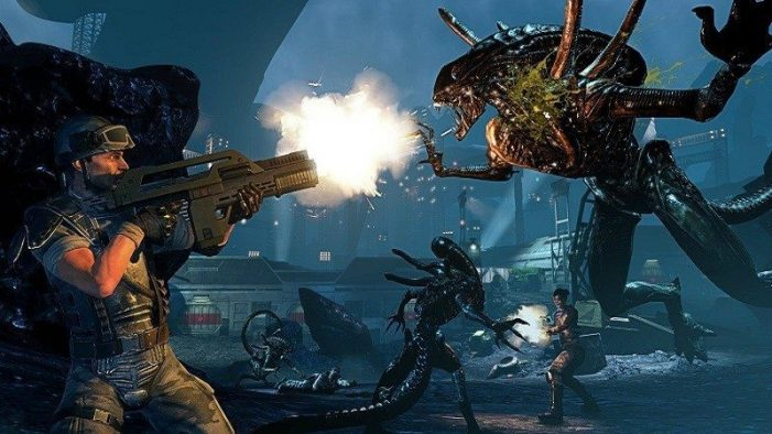 Typo to Blame for Aliens: Colonial Marines AI Issues?