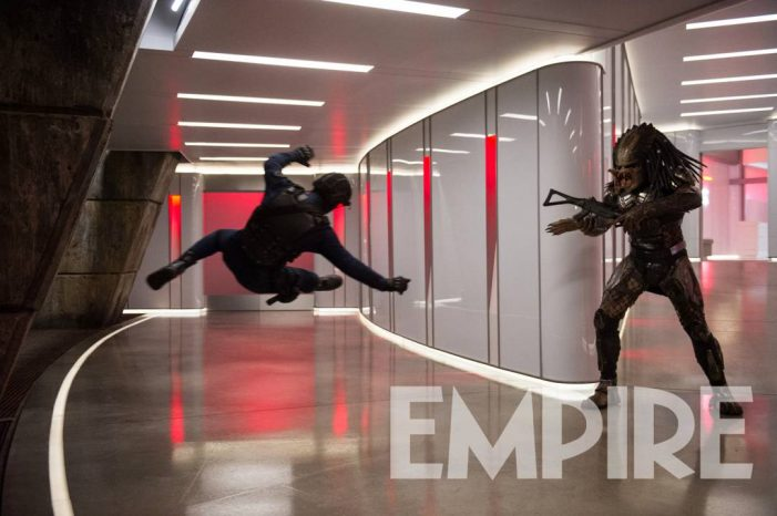 Empire Releases Two New The Predator Stills!