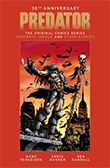 Predator Graphic Novels