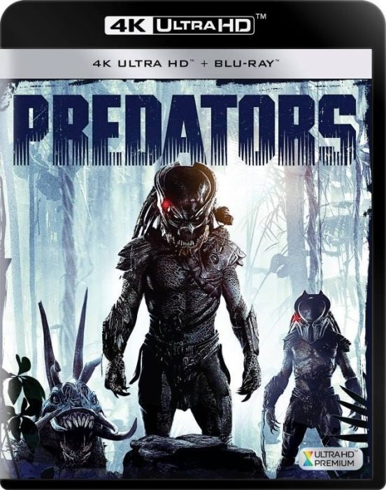 Predator Trilogy Arrives on 4K Blu-Ray August 7th