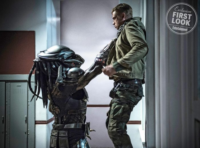 Entertainment Weekly Shares New The Predator Still