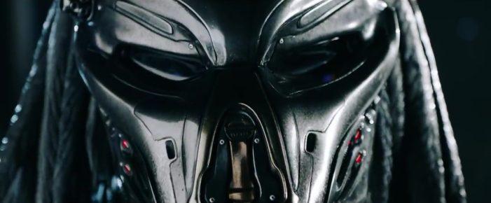 Shane Black Talks The Predator Vocalization