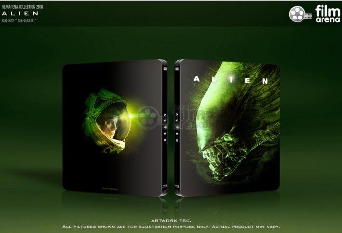 Alien Haunts 4K Ultra HD Blu-Ray on Alien Day 2019