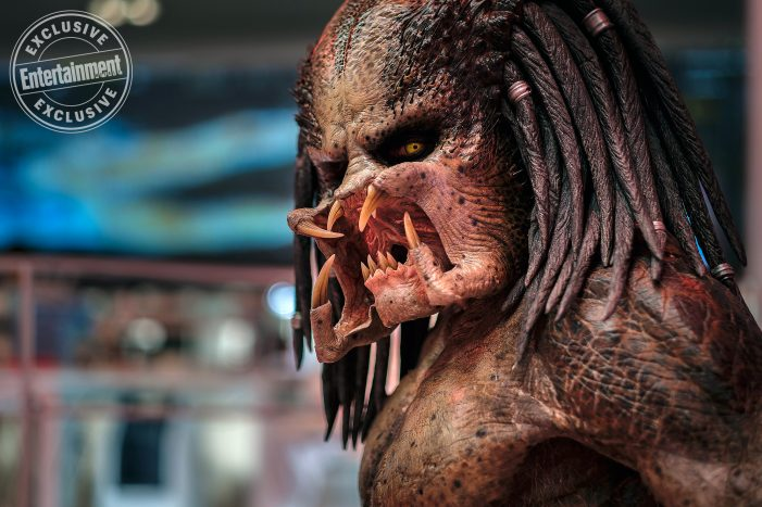 Get A Closer Look At The Predator in New Still!