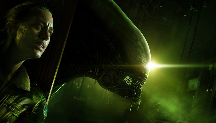 Alien: Isolation The Novel Bursting January 2019!