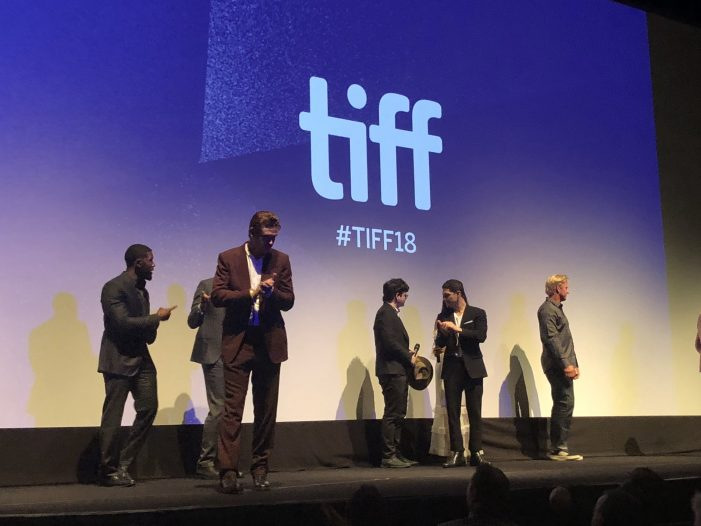 The Predator World Premiere @ TIFF 2018