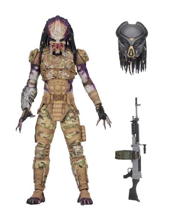 NECA Announces Emissary Predator Figure!