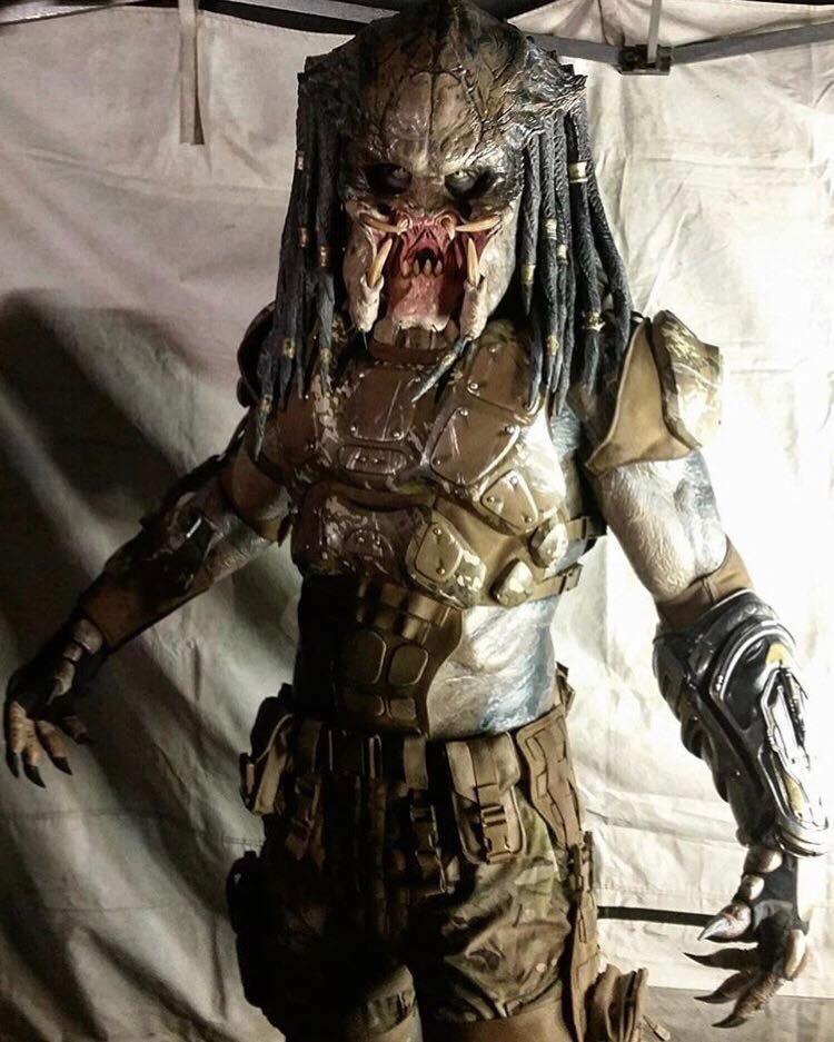 Introducing The Predator's Emissary Predators!