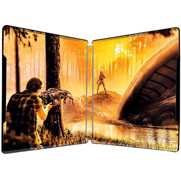 The Predator Stalks 4K & Blu-Ray on December 18, 2018