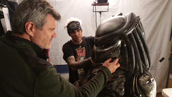 Constructing the Hunter, Talking The Predator With ADI's Alec Gillis - AvP Galaxy Podcast #77