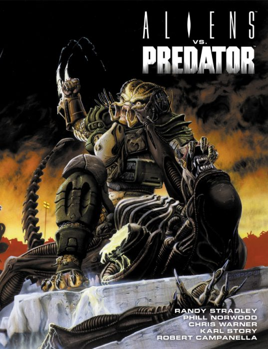 Dark Horse Comics' Original Aliens vs. Predator - AvP Galaxy Podcast #78