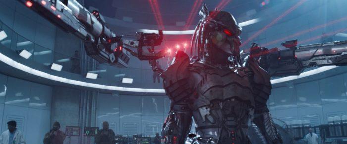 The Predator 4K Blu-Ray Review