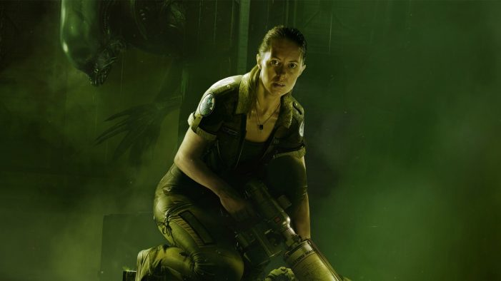 Alien Social Channels Tease More Amanda Ripley Media for 2019