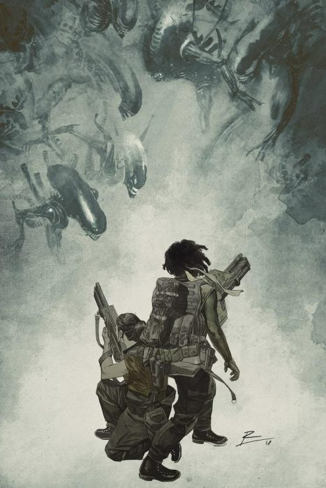 Aliens: Resistance #4 Details Are In!