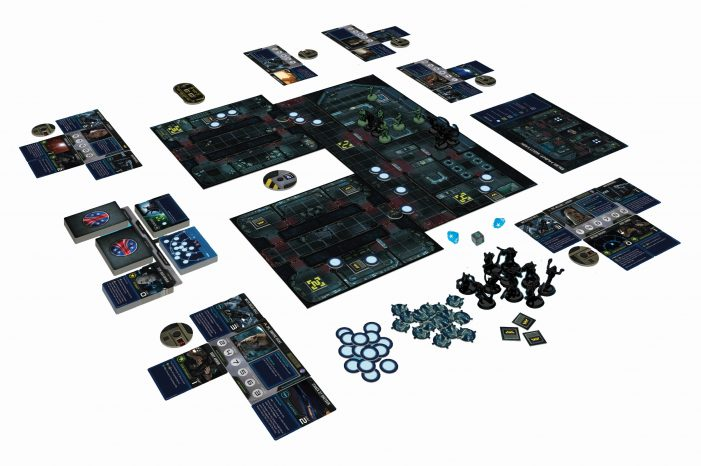 New Aliens Board Game On The Way! Another Glorious Day in the Corps!