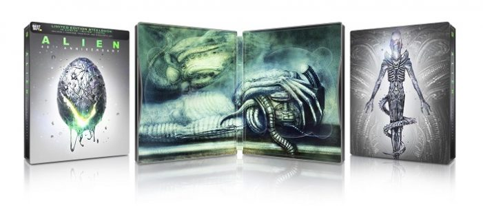 Alien 40th Anniversary 4K Blu-Ray Launches April 23rd
