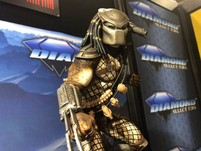 Alien and Predator @ New York Toy Fair 2019
