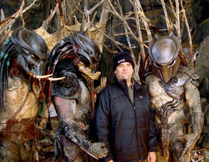 Cameos, The River Ghost, That Trailer Shot & Plenty More - Nimród Antal Talks Predators