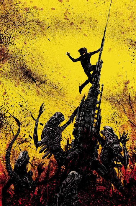 Aliens: Dust to Dust Review - AvP Galaxy Podcast #83