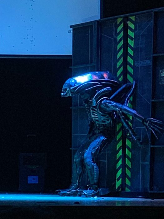 High School High Puts on Alien The Play!