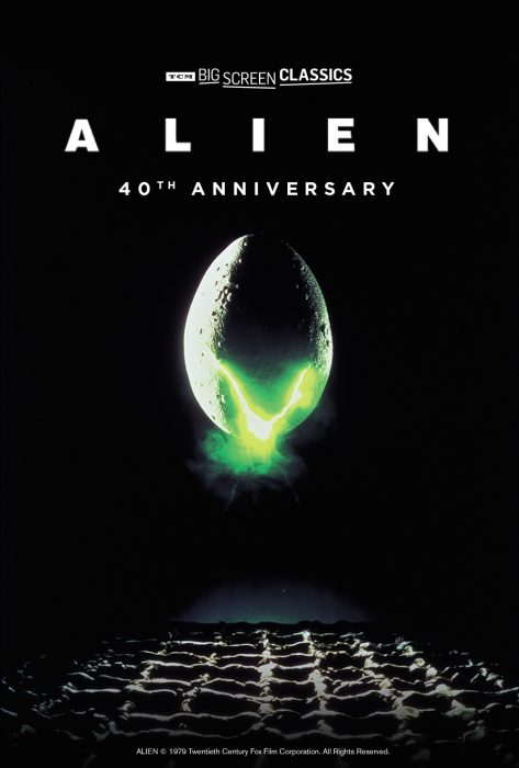 Alien 40th Anniversary Screenings Coming to the US in October!