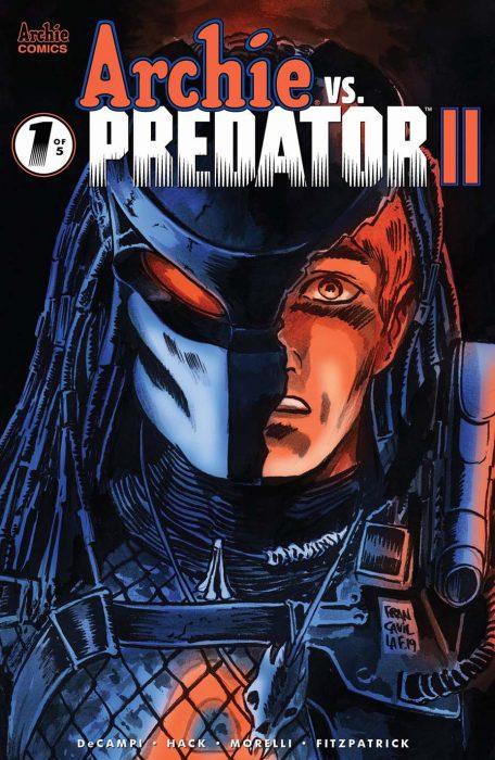 Archie Comics & Dark Horse Comics Announce Archie vs. Predator 2