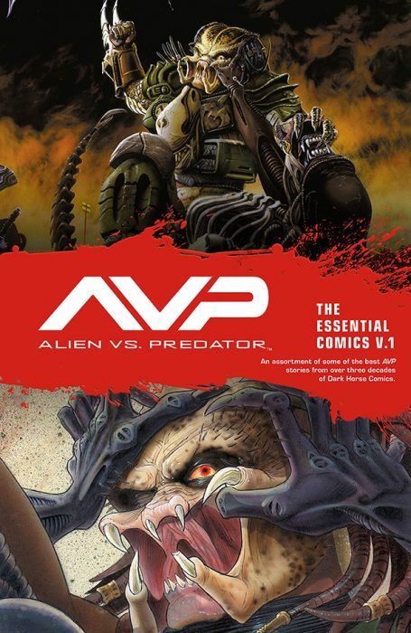 Dark Horse To Release Aliens vs. Predator: The Essential Comics Volume 1