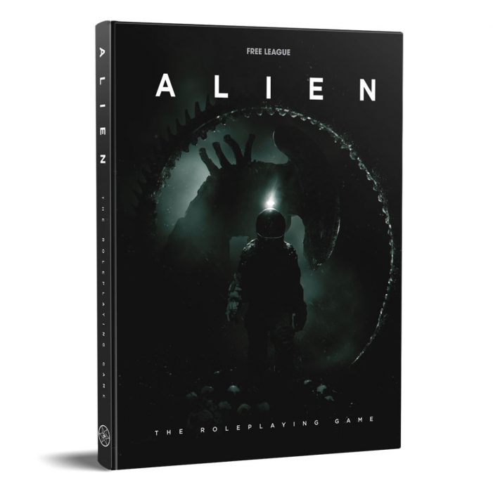 Alien: The Roleplaying Game Now Available for Pre-Order!