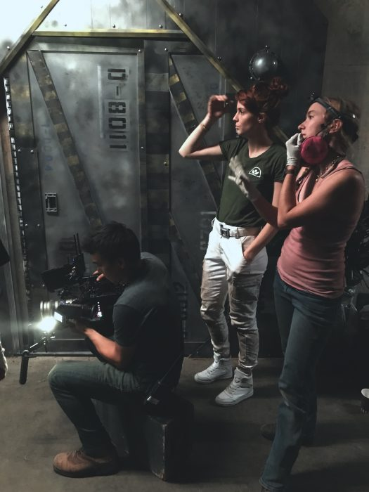 Kelsey Taylor (Director of Alien: Specimen, Alien 40th Anniversary Short) Interview