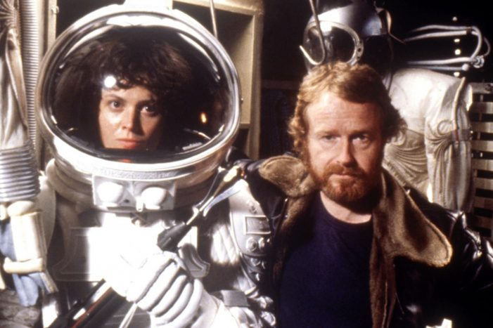Ridley Scott Reminisces Alien for 40th Anniversary, Talks Franchise Future