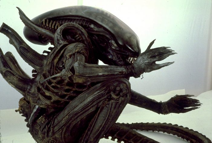 A Cathedral in Outer Space - The Story of Vincent Ward's Alien 3