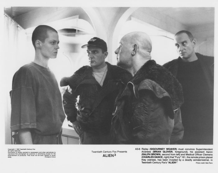 Ralph Brown Talks Further About His Experiences on Alien 3!